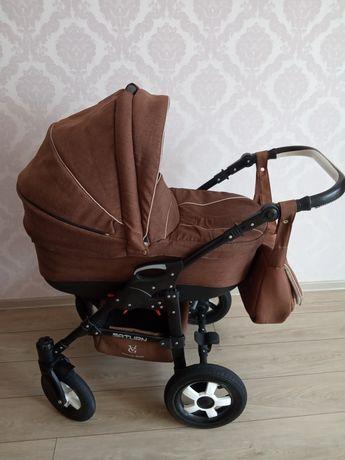 Детская коляска Victoria Gold Saturn 2 в 1