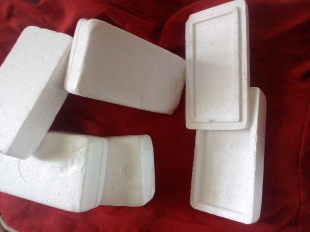 Пенопластовая коробка 1 шт 5 грн для стекол, тачскрина на телефон