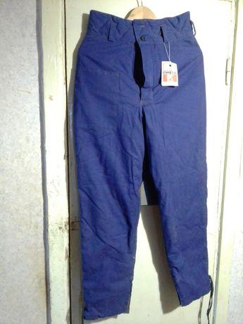 Ватные штаны 44 и 58 размер