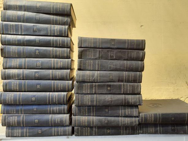 Wielka encyklopedia w jezyku rosyjskim