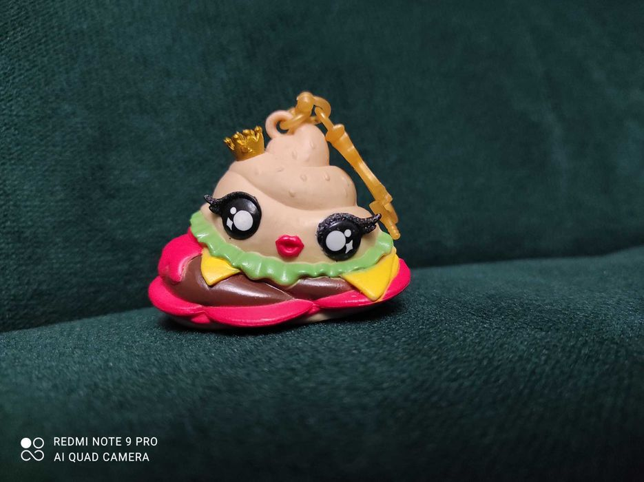 Poopsie slime brelok kupa hamburger Skawina - image 1