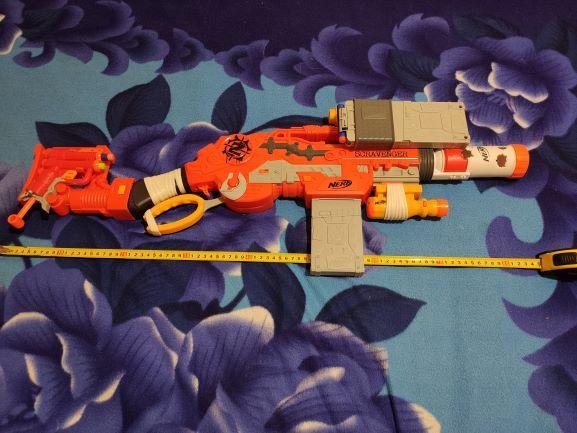 Nerf Zombie Strike Survival System Scravenger («Выживший»)