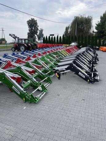 Ładowacz czołowy Inter-Tech IT1600 do zetor mtz farmtrac new holland