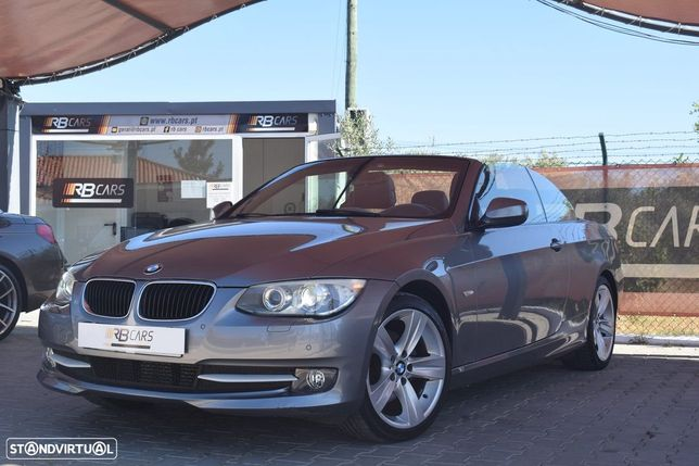 BMW 320 D Cabrio Auto