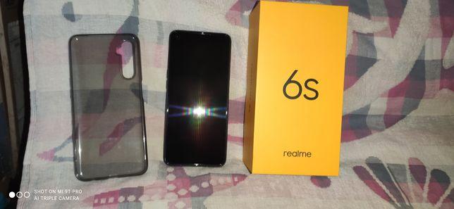 Realme 6s,6/128gb,экран 6,5-90Гц,камера 48Mn,процессор Helio G90T