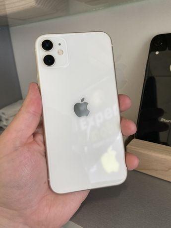 iPhone 11 64gb White Neverlock новий стан
