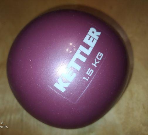Мяч для пилатеса Kettler 1,5кг