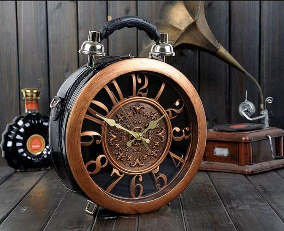 Zegar prawdziwy torebka mega szał wyjątkowy oryginał