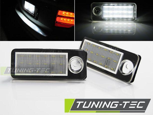 Светодиодная подсветка номера Audi A6 C5 универсал