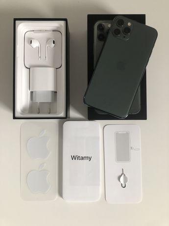 Iphone 11 Pro Midnight Green 64GB - super stan!!!