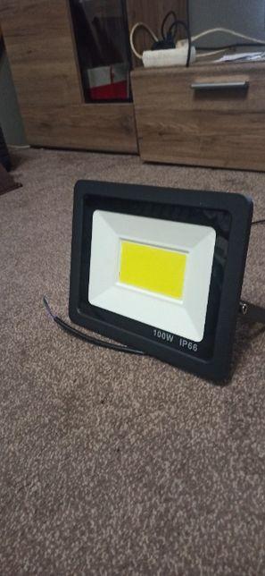 Halogen Naświetlacz Lampa 100 W