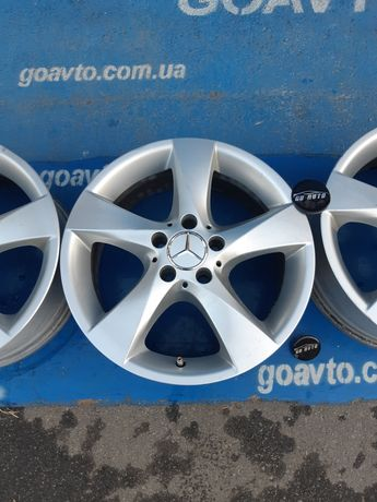 GOAUTO комплект дисков Mercedes-Benz VIANO 5/112 r17 et51 7j dia66.6 с