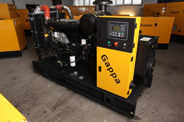 generator agregat GAPPA 120 kw 150 kw 200 kw pradotwórczy pradotworczy