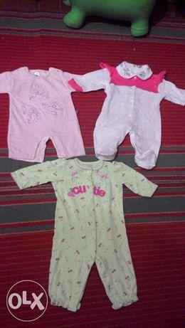 одежда на девочку до года