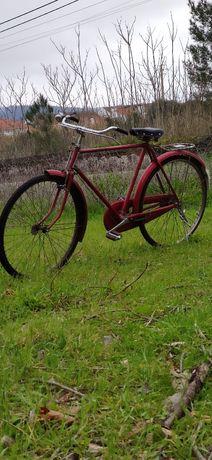 Bicicleta clássica genuina antiga pasteleira 1