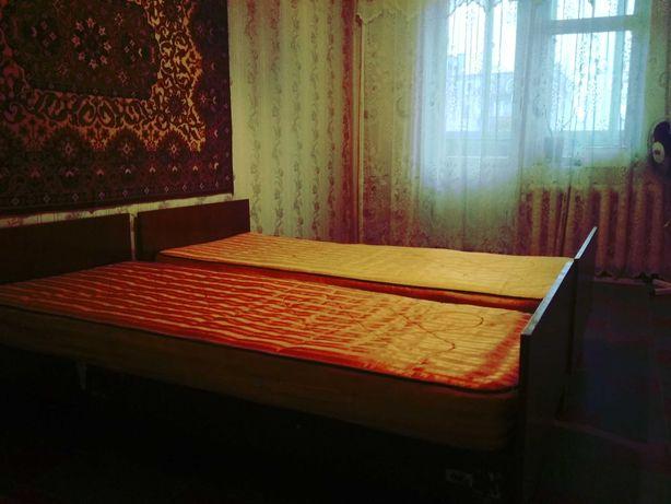 Кровать односпальная+ матрас