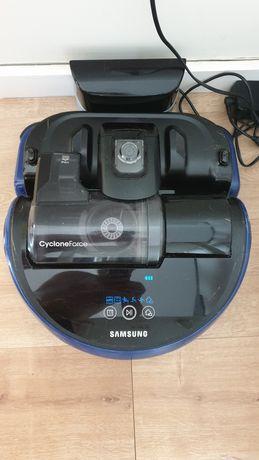 Aspirador robot SAMSUNG com telecomando a distância