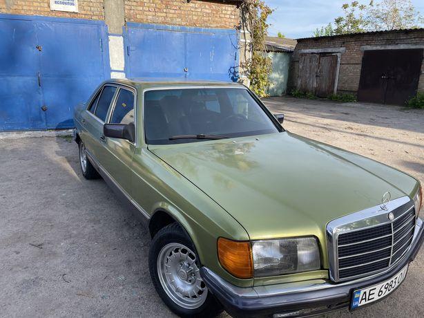 Mersedes Benz W126
