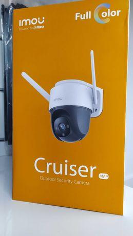 Kamera IMOU CRUISER WiFi -  obrotowa - 4 MPX idealna na działkę, ogród