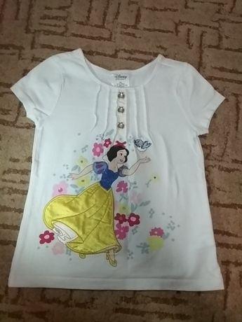 Disney/ Принцессы/футболка/Белоснежка/кофта