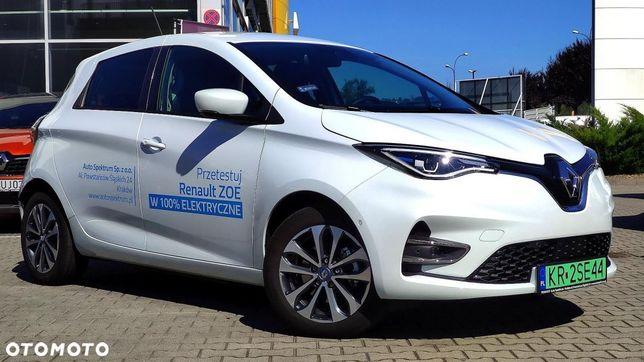 Renault Zoe INTENS R135 Z.E. 50 FP samochód demonstracyjny