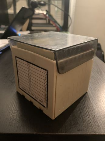Porta disquetes e disquetes