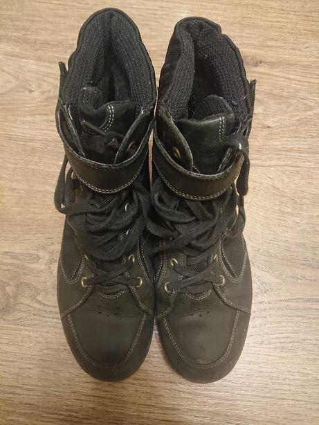 Демисезонные ботинки Ecco 38 размер