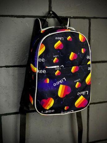 Рюкзак портфель школьный детский женский