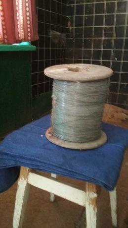 Проволока вязальная стальная в бухте около 8 кг