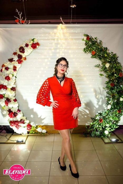 Красное вечернее платье Харьков - изображение 1