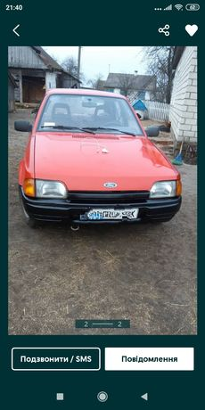 Срочно продам. Форд
