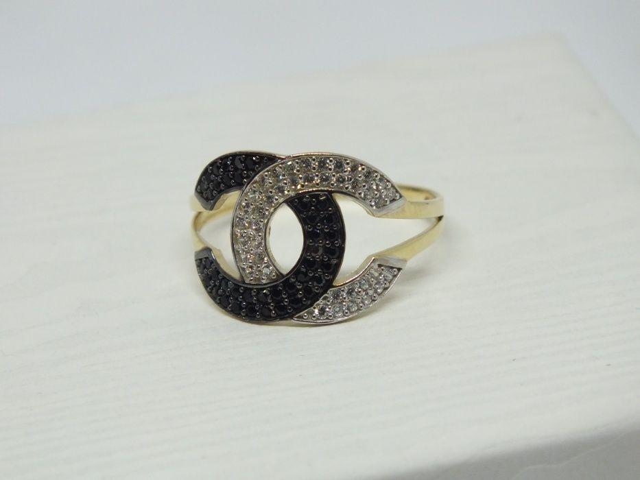 **Nowy złoty pierścionek 2,26g p.585-Lombard Stówka** Grudziądz - image 1