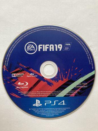 Fifa 19 ps4, bez pudełka