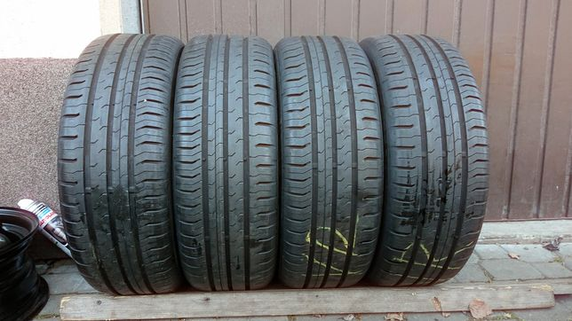 Komplet opon 185/50R16 81H Continental ContiEcoContact 5 2018r