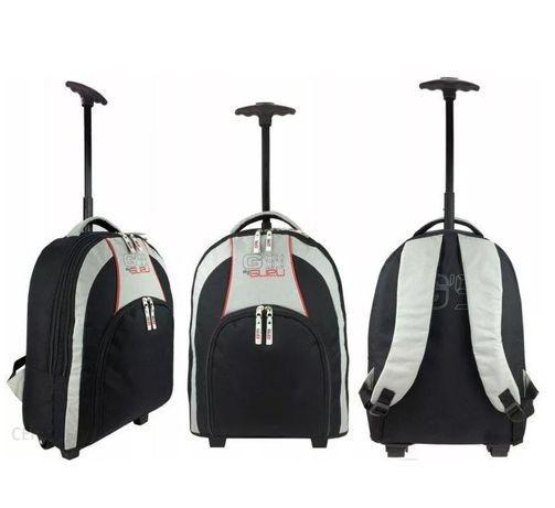 Plecak na kółkach torba kabinówka bagaż podręczny