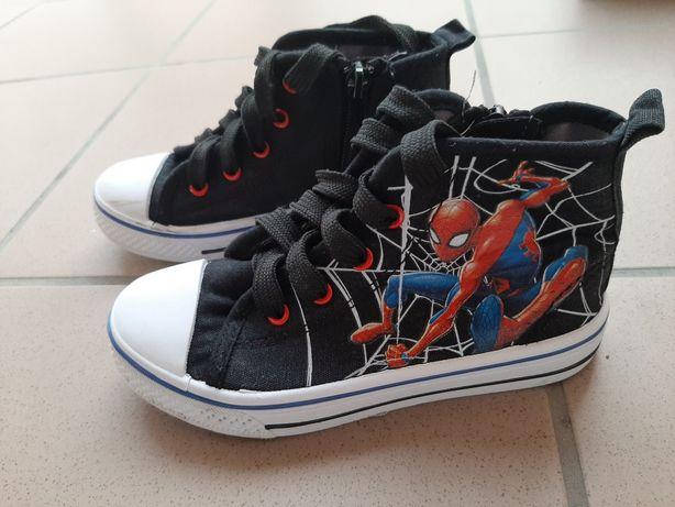 Buty chłopięce, trampki, Spiderman, rozm. 29