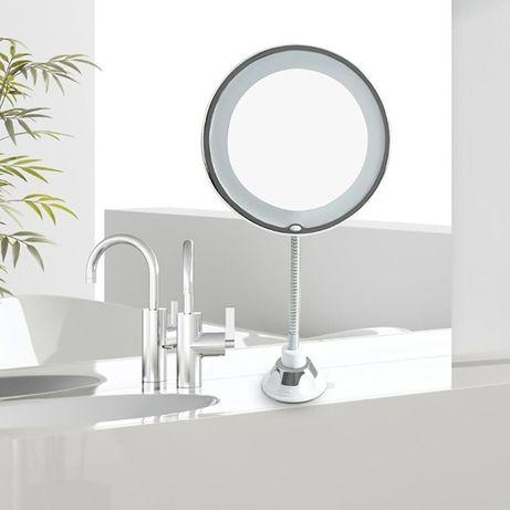 Зеркало для Макияжа/Косметическое с подсветкой. HobbyLane.