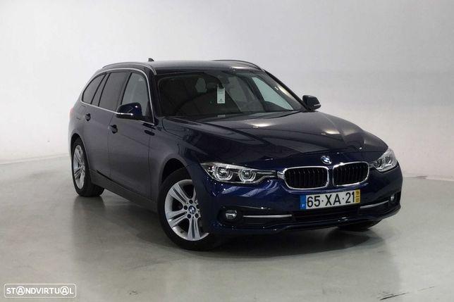 BMW 318 (318 d Touring)