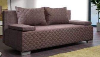 Kanapa sofa rozkładana!Nowoczesny wzór i styl.Modny kolor.Idealny stan