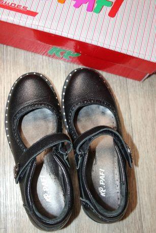 Туфли школьные K.PAFI (Турция)