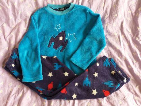 Пижама тёплая и штанишки