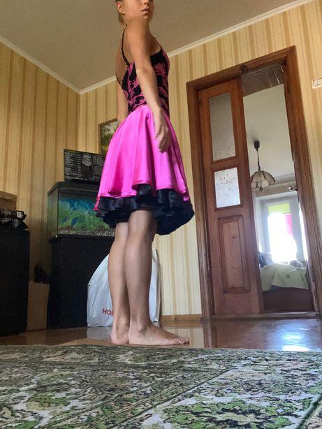 Конкурсное бальное платье для латины
