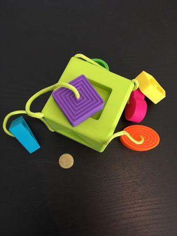 Brinquedo de encaixe p/ bebé