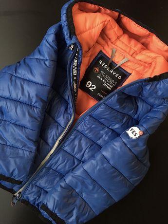 Осенняя куртка , куртка на мальчика Reserved 92 см