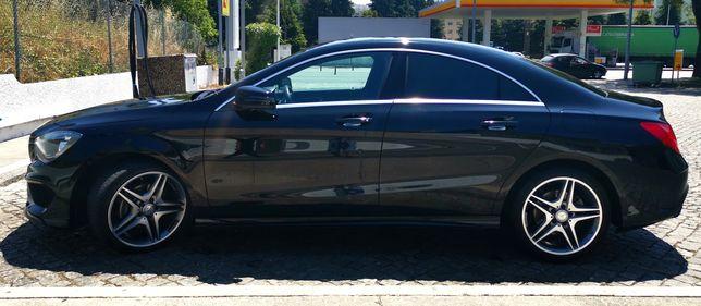 Mercedes cla line AMG