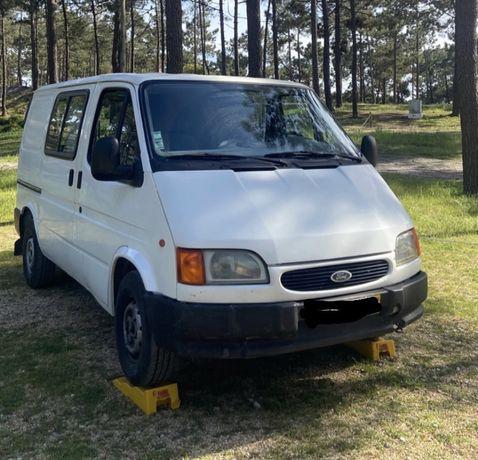Ford transit 2.5D Campervan