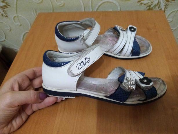 Босоножки, сандалии B&G р.32, стелька 21см