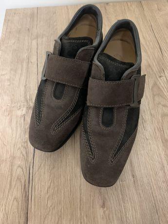 Оригинальные туфли мокасины Tod's Italy 41 размер 26 см