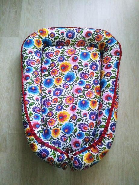 Kokon niemowlęcy Bawełna 60zl Producent Makles Design