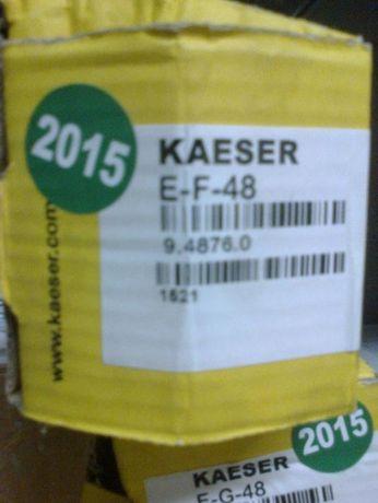 Wkład filtr powietrza KAESER E-F-48, E-G-48, oryginał, zamiana